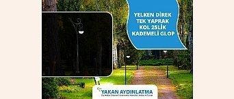 Bahçe Aydınlatma Direkleri Ankara