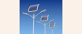 Güneş Enerjili Aydınlatma Sistemleri Performans Testleri