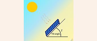 Güneş Panellerinin Açısı ve Verimliliğe Etkisi
