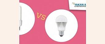 CFL ve LED Lambaların Farkı Ne?