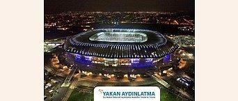 Stadyum Aydınlatması