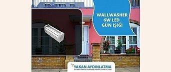 Wallwasher Led Aydınlatma Fiyatları
