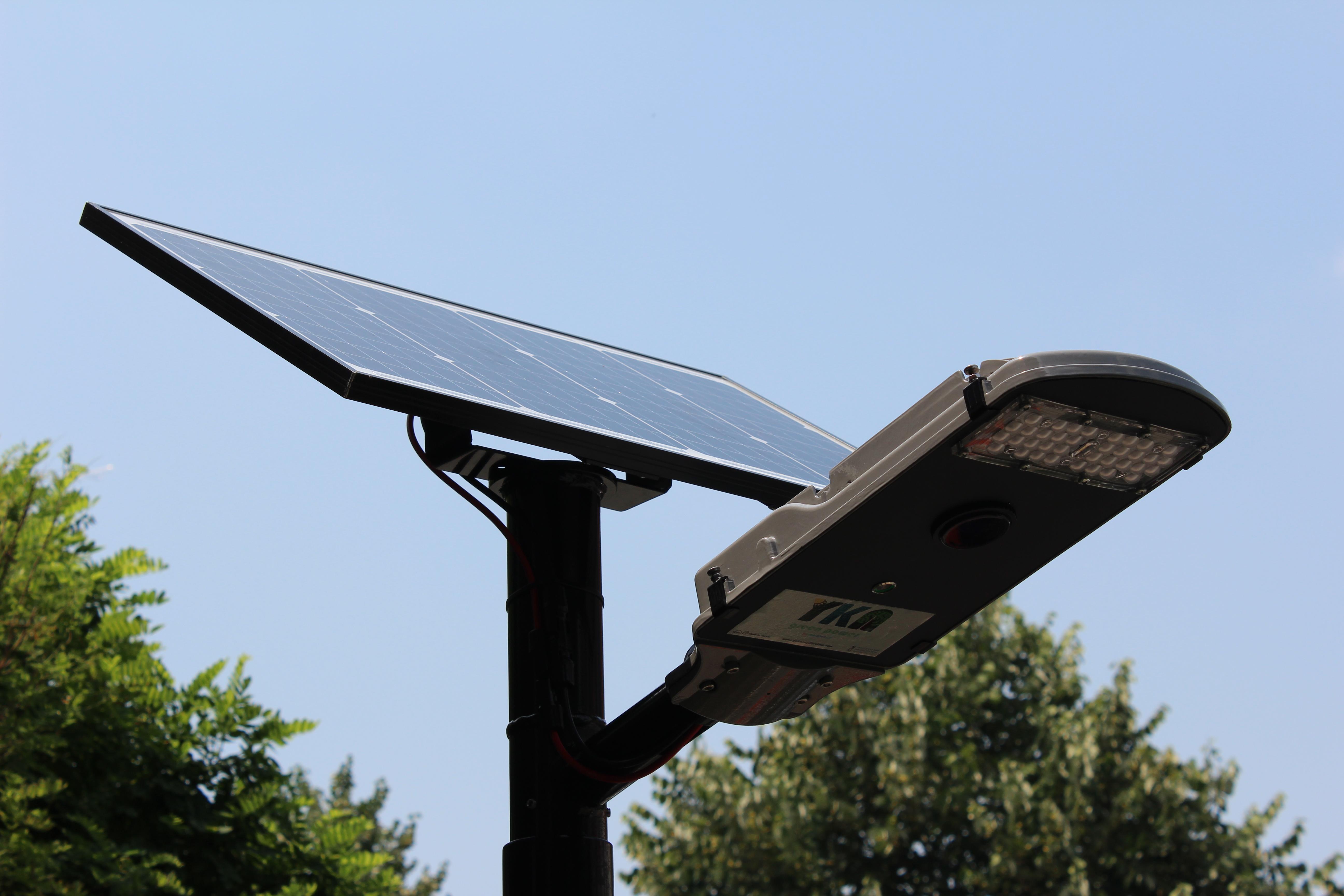 YKN Green Power Güneş Enerjili Solar Aydınlatma Ürünleri