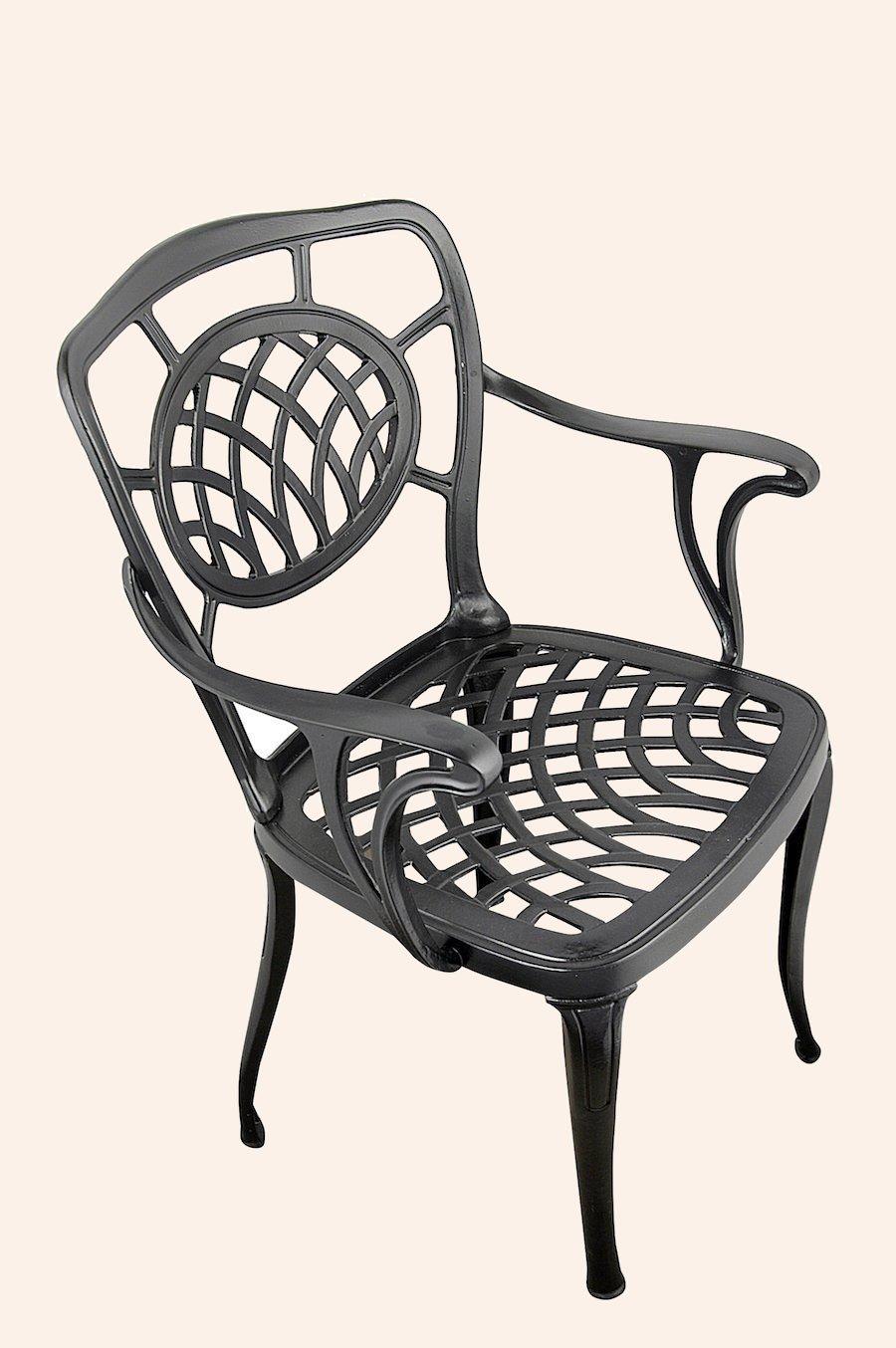 Sandalye Kollu Hasırlı