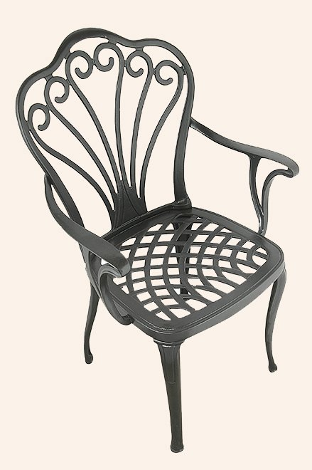 Sandalye Kollu Papatya