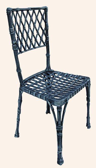 Sandalye Hasırlı
