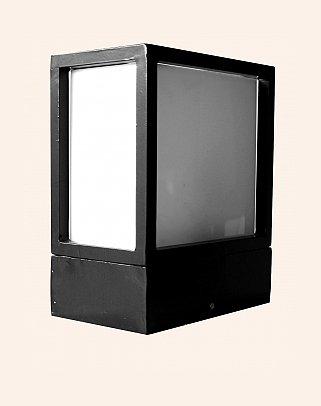 Y.A.29936 - Modern Bollard Set Üstü