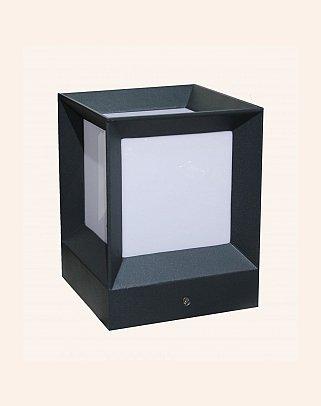 Y.A.29956 - Modern Bollard Set Üstü