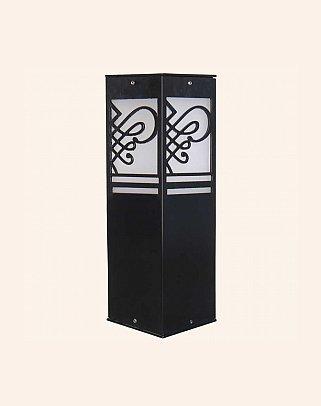 Y.A.30100 - Modern Bollard Set Üstü