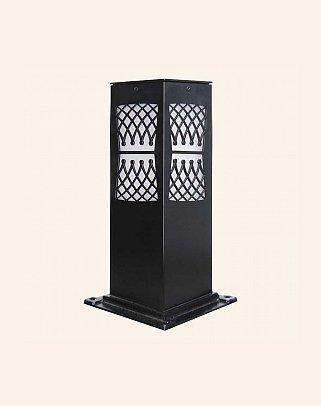 Y.A.30110 - Modern Bollard Set Üstü