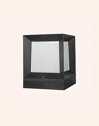 Y.A.4200 - Modern Bollard Set Üstü