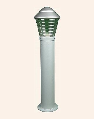 Y.A.42008 - Modern Bollard Bega Çim Direği